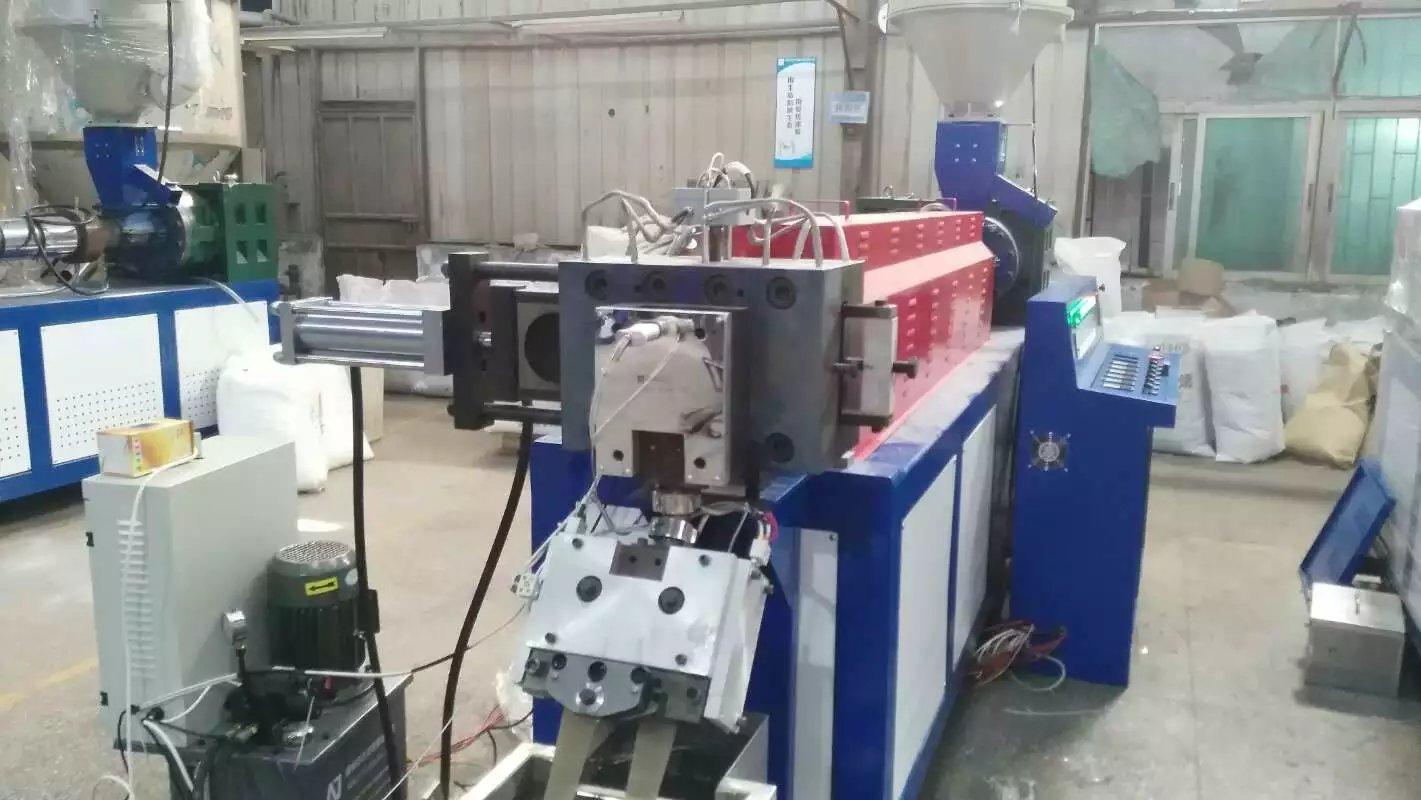 PP打包带生产线设备